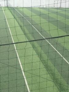 Dự án lắp đặt lưới chắn bóng sân cỏ nhân tạo tại Đống Đa