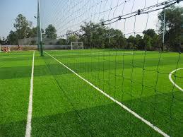 Lưới bóng đá sân vận động Suối Hoa
