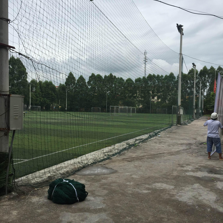 Lưới bóng đá sân Đại Phúc