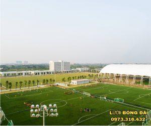 Cung cấp lưới bóng đá – Trung tâm bóng đá trẻ PVF